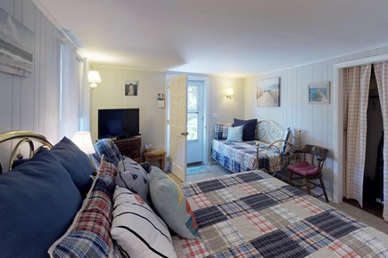 Orleans Cape Cod vacation rental - Watch some TV in bed while you unwind from the day.