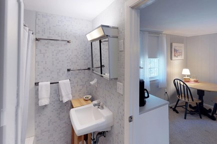 Orleans Cape Cod vacation rental - Get washed and ready to go in this bathroom.