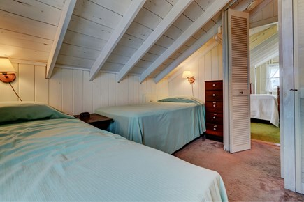Truro Cape Cod vacation rental - There is room for two to sleep in this bedroom.
