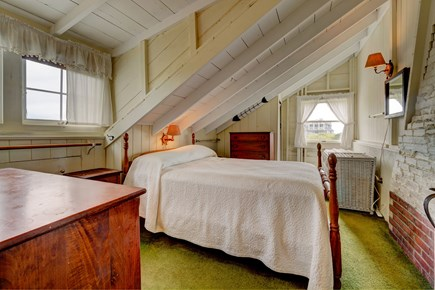Truro Cape Cod vacation rental - Listen to the waves while you fall asleep in this full size bed.