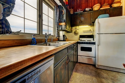 Truro Cape Cod vacation rental - Wake up and cook breakfast in this lovely kitchen