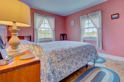 Truro Cape Cod vacation rental - Get a great night's sleep on this queen size bed.