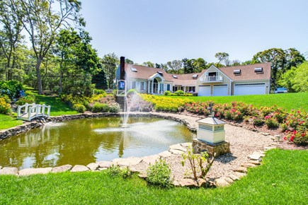 Chatham Cape Cod vacation rental - Beautifully landscaped grounds surround this Cape Cod home