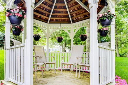 Chatham Cape Cod vacation rental - Enjoy some downtime in the gazebo