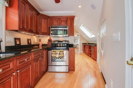 Chatham Cape Cod vacation rental - A stocked kitchen with granite countertops are ready for your use