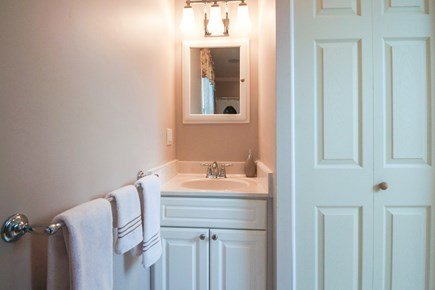Chatham Cape Cod vacation rental - Private bathroom is conveniently connected to the bedroom