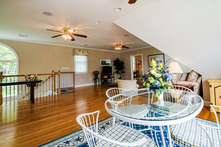 Chatham Cape Cod vacation rental - Open floor plan boasts the wide open living areas