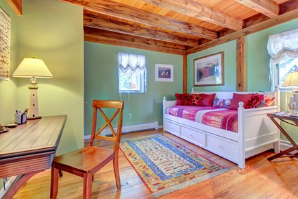 Chatham Cape Cod vacation rental - 3rd additional bedroom includes a laptop friendly workspace