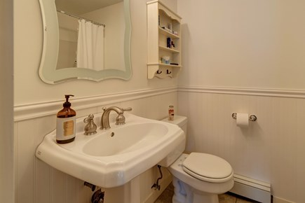 Provincetown Cape Cod vacation rental - There is room for everyone to get ready with this second bathroom
