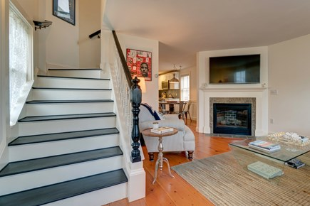 Provincetown Cape Cod vacation rental - This two story home gives guests plenty of space.