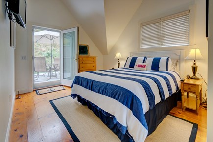 Provincetown Cape Cod vacation rental - Get a good night's rest in this queen bed