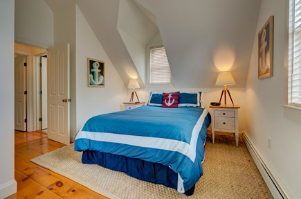 Provincetown Cape Cod vacation rental - Recharge after a fun-filled day in this queen size bed.