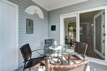Provincetown Cape Cod vacation rental - Finish your day grilling up some fresh seafood.