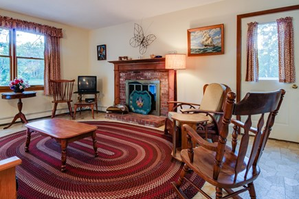 Dennis Cape Cod vacation rental - Enjoy the braided rugs and nautical decor throughout the home