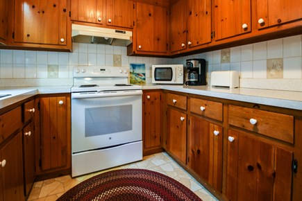 Dennis Cape Cod vacation rental - Galley style kitchen is available for you to cook your meals