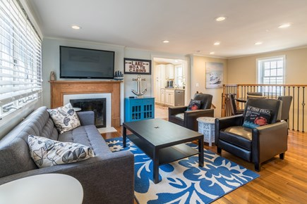 Dennis Cape Cod vacation rental - Inviting living room provides a spot for everyone to relax