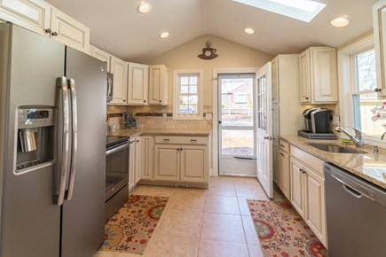 Dennis Cape Cod vacation rental - Fully equipped kitchen boasts plenty of natural light