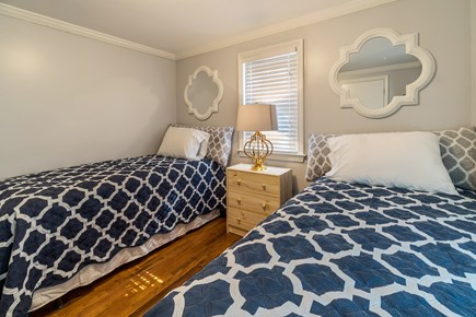Dennis Cape Cod vacation rental - Two twin beds prove to be great for the kids