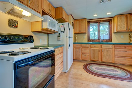 Eastham Cape Cod vacation rental - You'll find all of the necessary appliances in this kitchen