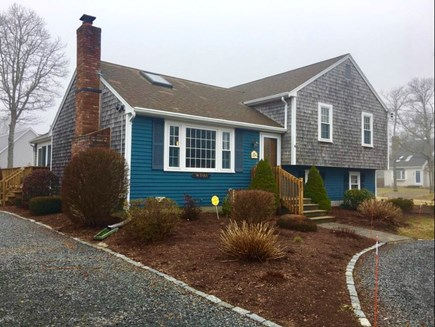 South Yarmouth Cape Cod vacation rental - Just Beachy! Central A/C! Nantucket Sound warm water beach!