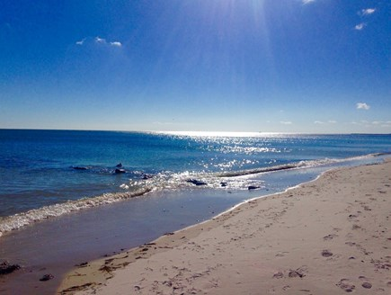 South Yarmouth Cape Cod vacation rental - Beautiful Parker's River Beach on Nantucket Sound - a 2 min. walk