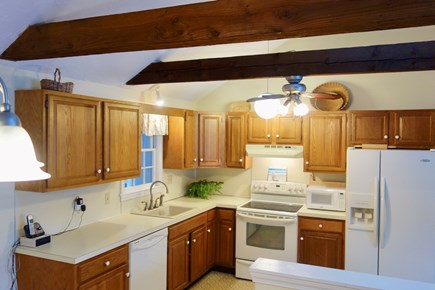 South Yarmouth Cape Cod vacation rental - Kitchen has everything you need to make you feel right at home!