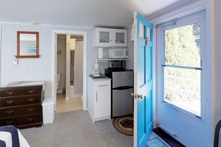 Orleans Cape Cod vacation rental - The beach is a quick walk from the home, less than 1/4 mile away.
