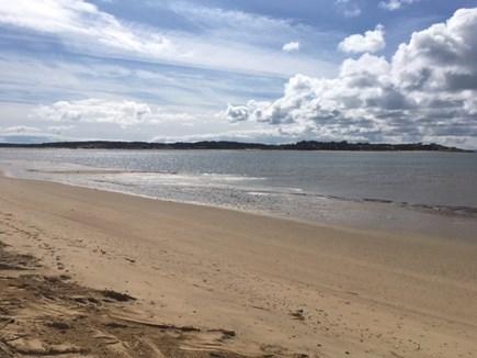 Wellfleet Cape Cod vacation rental - Beach