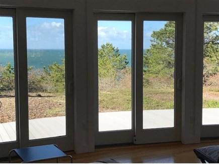 Wellfleet Cape Cod vacation rental - Deck with views!