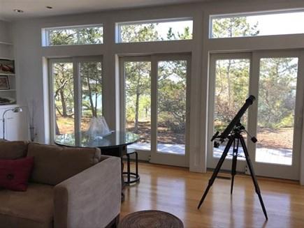 Wellfleet Cape Cod vacation rental - Living views