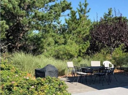 Wellfleet Cape Cod vacation rental - Patio