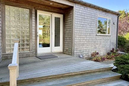 Wellfleet Cape Cod vacation rental - Entrance