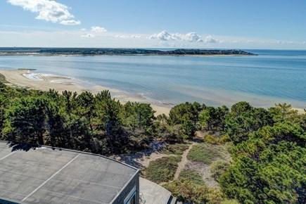 Wellfleet Cape Cod vacation rental - Aerial