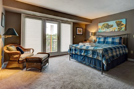 Provincetown Cape Cod vacation rental - Get well rested in this queen size bed.