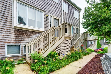 Provincetown Cape Cod vacation rental - Located in the West End area of Provincetown.