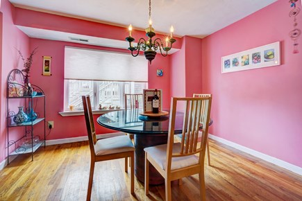 Provincetown Cape Cod vacation rental - Sit down for a nice breakfast before heading out for the day.