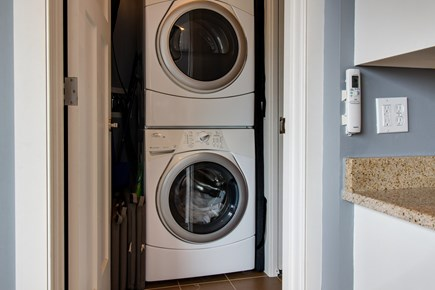 Provincetown Cape Cod vacation rental - Washer/Dryer are here for your convenience.