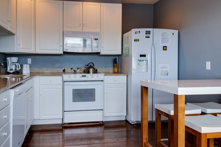 Provincetown Cape Cod vacation rental - You'll be able to cook a restaurant style dinner in this kitchen.