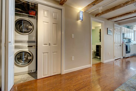 Provincetown Cape Cod vacation rental - Washer/Dryer is available for your convenience