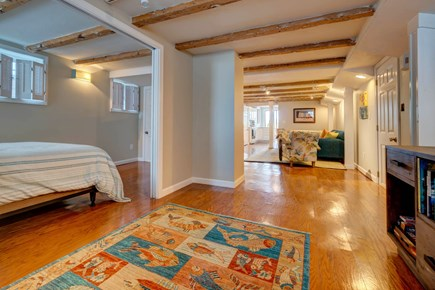 Provincetown Cape Cod vacation rental - The queen size bed will make sure you are ready for the day ahead