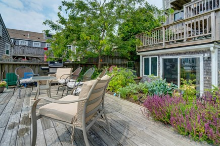 Provincetown Cape Cod vacation rental - Watch the sunset over the ocean from your deck.