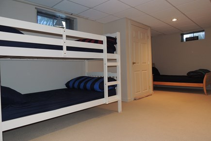 Harwich Port Cape Cod vacation rental - Bunk beds & one twin