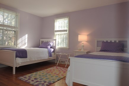 Harwich Port Cape Cod vacation rental - Spacious twin bedroom