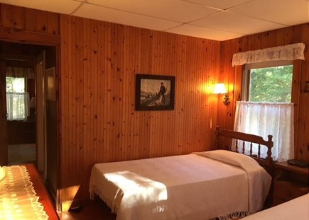 Chatham Cape Cod vacation rental - Twin Bedroom alternate view