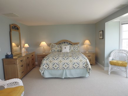 Chatham Cape Cod vacation rental - Second floor queen master and AMAZING views & balcony.