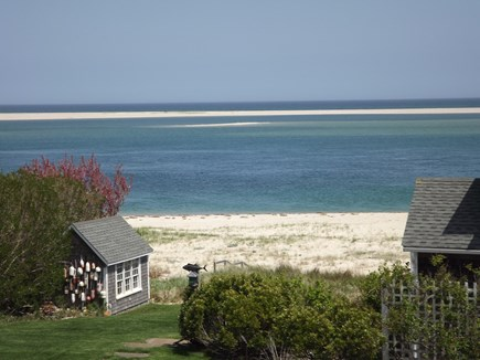 Chatham Cape Cod vacation rental - View from the main deck.