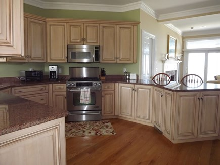 Chatham Cape Cod vacation rental - Another view of the kitchen.
