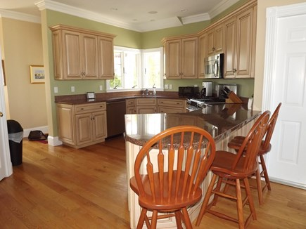 Chatham Cape Cod vacation rental - Updated kitchen on the main level.