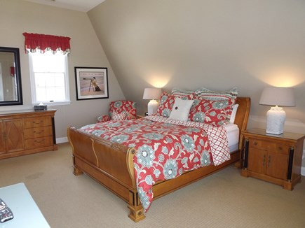 Chatham Cape Cod vacation rental - Second floor master with queen bed and AMAZING views.