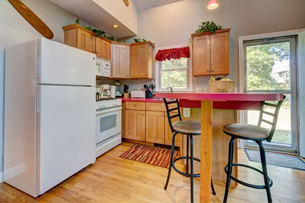 Eastham Cape Cod vacation rental - Extra seating in the kitchen